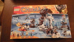LEGO Chima . 70226   Forteresse Glacée Du Mammouth - Lego