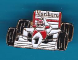 52619-Pin's.Rallye.F1..Tabac.Marboro.. - Car Racing - F1