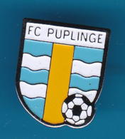 52631-Pin's.Football Club Puplinge.. - Football