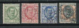 Italia. 1925/27. Víctor Emmanuel III - 1900-44 Victor Emmanuel III