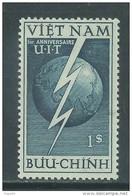 Vietnam Empire  N° 18 XX.Anniversaire De L'entrée Dans L'U.P.U. Sans Charnière  TB - Viêt-Nam