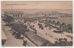 AK -  (Sri Lanca - Ceylon) - COLOMBO - Customs Warehouses 1920 - Sri Lanka (Ceylon)