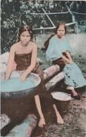 Bk - Cpa Philippines - Manila - Washing Clothes - Philippines