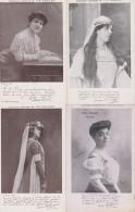 Bk - Lot De 6 Cpa Opéra - D'ELTY, FEART, FURSY, MEALY, ... (Collection Du Vin  DESILES) - Opera