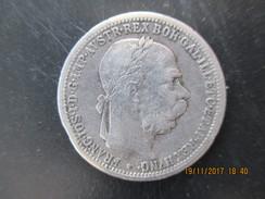 Autriche, François-Joseph, 1 Couronne 1900, TTB - Austria