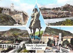04 - Route Napoléon - SISTERON - MULTI-VUES - Sisteron