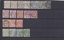 FRANCE TYPE BLANC Belles Nuances Et Types à Définir - REF 12519 - 1900-29 Blanc