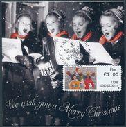IRELAND (2017). Carte Maximum Card - ATM - Carol Singers / Christmas / Choeurs Chanteurs De Noel / Cantantes Villancicos - Cartoline Maximum