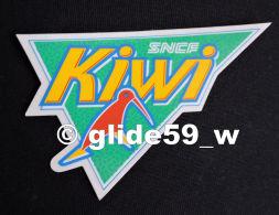 Autocollant SNCF Kiwi (pour Voyager à Moitié Prix !) (années 80) - Stickers