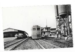 DJIBOUTI Intérieur De La Gare Train - Djibouti