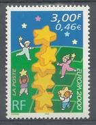 France, EUROPA, 2000, MNH VF - Nuovi
