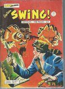 CAPTAIN SWING   N° 111  -  MON JOURNAL  1975 - Captain Swing