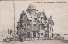 Duinbergen Knokke Villas Les Clochetons Et Paimponette (In Zeer Goede Staat) - Knokke