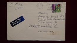 Christmas Island - Christmas Island 1993 Christmas 1 $ On Envelope - Look Scan - Christmas Island
