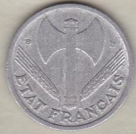 État Français  1 Franc 1944 B Beaumont Le Roger, Gadoury 471 - France