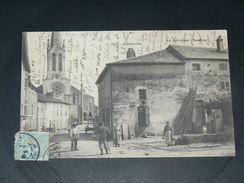 JEZAINVILLE   / ARDT   NANCY     1905    LA  RUE PRINCIPALE   CIRC  EDIT - France