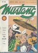 MUSTANG  N° 132   - LUG  1987 - Mustang
