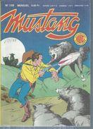 MUSTANG  N° 148   - LUG  1988 - Mustang