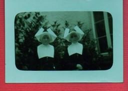 Photo FILLE De La CHARITE De SAINT-VINCENT De PAUL     Circa 1940 SOEURS - Announcements