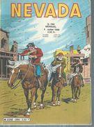 NEVADA  N° 396  -   LUG  1980 - Nevada
