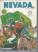 NEVADA  N° 452  -   LUG  1985 - Nevada