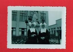 Photo FILLE De La CHARITE De SAINT-VINCENT De PAUL     Ca 1945 - Announcements