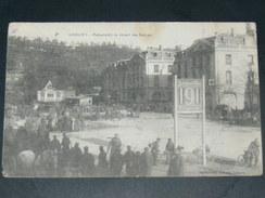 LONGWY     1919   LE DEPART DES BOCHES   CIRC  EDIT - Longwy