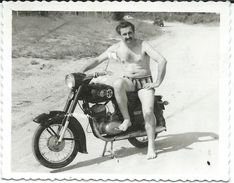 Small Photo Motor Bikes.Veles.Macedonia 1959 - Motos