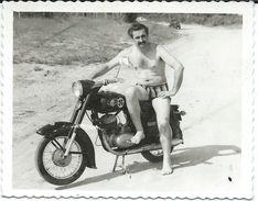 Small Photo Motor Bikes.Veles.Macedonia 1959 - Moto