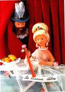 Les Poupées De PEYNET - Henri IV Et Gabrielle Destrée - Les Amoureux Célébres - Cartes Postales