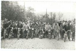 Photo Card - Motor Bikes.motocross,cross-country Racing On Motorcycle - Veles. Macedonia.rare - Motos