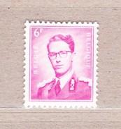 1958 Nr 1069P3** Postfris Zonder Scharnier, Koning Boudewijn,type Marchand.Fosforescerend Papier - 1953-1972 Lunettes