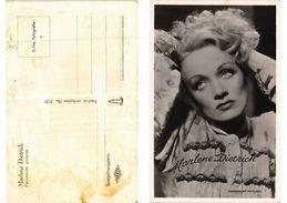 CPA Marlene Dietrich. FILM STAR (621247) - Acteurs