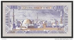 YEMEN ARAB P. 19a 20 R 1983 UNC - Yemen