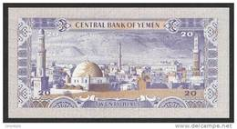 YEMEN ARAB P. 19a 20 R 1983 UNC - Yémen