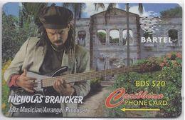 BARBADOS - NICHOLAS BRANCKER - 125CBDD - Barbados