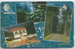 BARBADOS - UN GLOBAL CONFERENCE - 15CBDB - Barbados