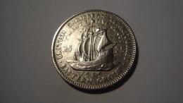 MONNAIE CARAIBES ORIENTALES 25 CENTS 1959 - Caribe Oriental (Estados Del)