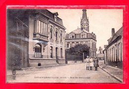 59-CPA GODEWAERSVELDE - RUE DE BOESCHEPE - (N°1572) - France