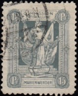 MARIENWERDER - Scott #3 Symbolical Of Allied Supervision Of The Plebiscite / Used Stamp - Europe (Other)