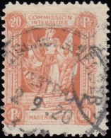 MARIENWERDER - Scott #4 Symbolical Of Allied Supervision Of The Plebiscite (*) / Used Stamp - Europe (Other)