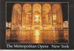 New York City - The Metropolitan Opéra - Expositions