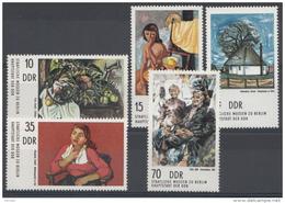 OOST-DUITSLAND MI.NR. 2001-2005 MNH / POSTFRIS / NEUF SANS CHARNIERE 1974 - [6] Democratic Republic