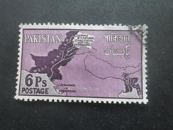 PAKISTAN N°109 Oblitéré - Pakistan