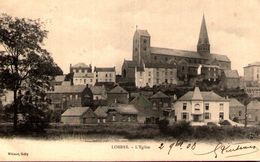 LOBBES - L'Eglise - Lobbes