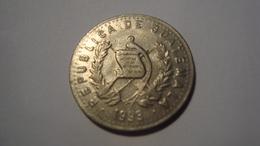 MONNAIE GUATEMALA 10 CENTAVOS 1993 - Guatemala