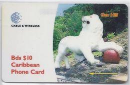 BARBADOS - GUN HILL - 284CBDA - Barbados