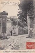 CPA N°39  Dept 91 MONTLHERY Porte Du MONTOIRE - Montlhery