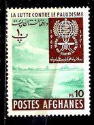 AFGHANISTAN 647* 10p Polychrome Eradication Du Paludisme - Afghanistan