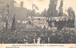 Antwerpen Anvers Berchem Inauguration Du Monument Frédéric De Mérode. L'Exécution De La Cantate      X 2549 - Antwerpen